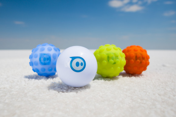 The Sphero Robotic Ball Toy