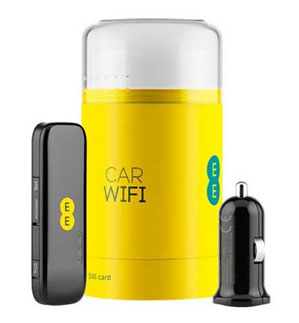 ee Buzzard - Car Wifi With 4G coonection