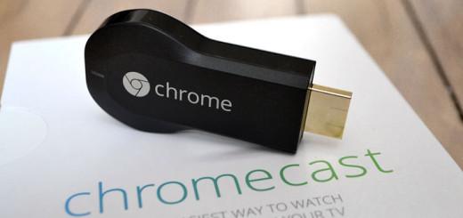 The Google Chromecast