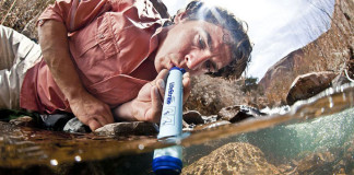 The LifeStraw Water Filter the perfect bug out bag item for any bushcraft survival kit