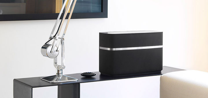 The Bower and Wilkins A7 Wireless Speakers in a class of their own