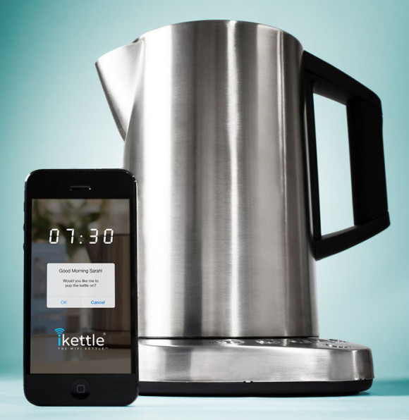 iKettle the Wifi electric kettle