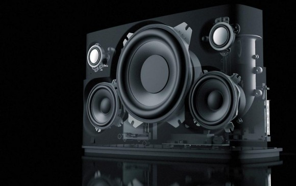 Inside the A7 Bower & Wilkins Speakers