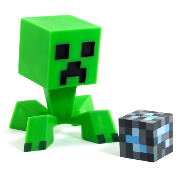 Official Large Minecraft Creeper Toy