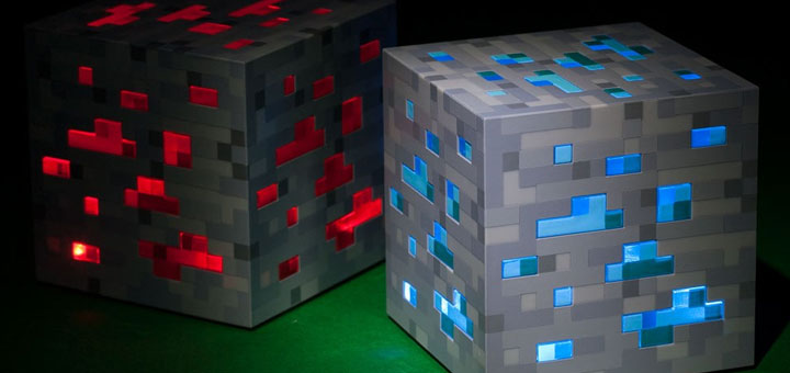 Minecraft Gift Ideas for your addicted children