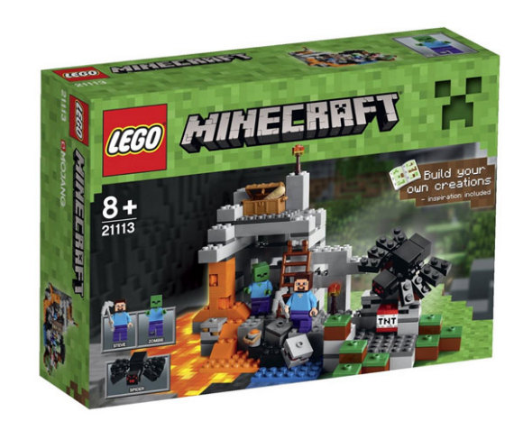 Minecraft Lego - This years top minecraft Christmas gift for kids