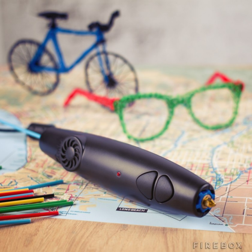 3D pen by 3Doodler the first 3D printing pen