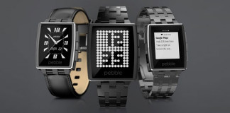 The Stylish new Pebble Smartwatch now available in the UK