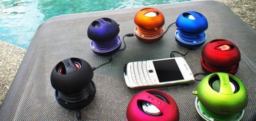 X-Mini II Capsule Speakers