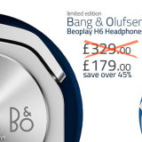 Beoplay H6 Headphones by Bang and Olufsen - Best Buy Offer
