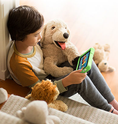 Best Tablet for Kids - Fire HD Kids Edition