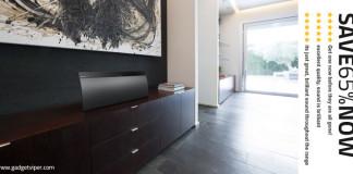 Bluetooth Wireless Speakers - The Panasonic NE1 Series Wireless Speaker System offer