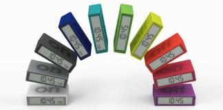 Flip Alarm Clock - the best compact lightweight alarm clock