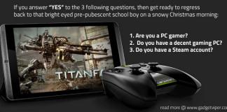 Gaming Tablet - The Nvidia Shield