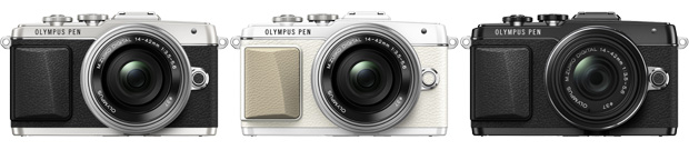 The Selfie Camera - Olympus Pen