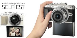 The Ultimate Selfie Camera - The Pen E-PL7 from Olympus
