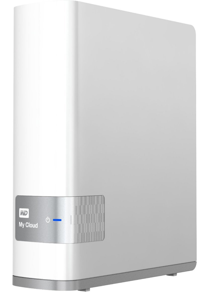 Personal Cloud Storage with the WD My Cloud NAS drive