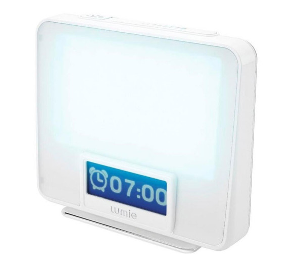 The Lumie Zest Wake Up Light and sesoanl affective disorder treatment lamp