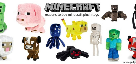 Reasons to buy Minecraft Plush Toys for minecraft obsessed kids