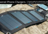 solar powered phone charger buyers guide