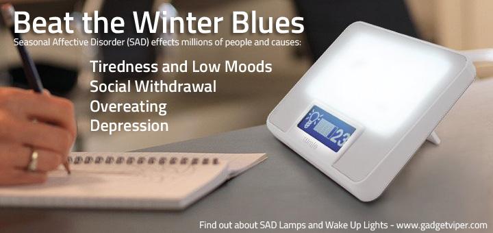 Seasonal Affective Disorder Sad Lamp And Wake Up Light