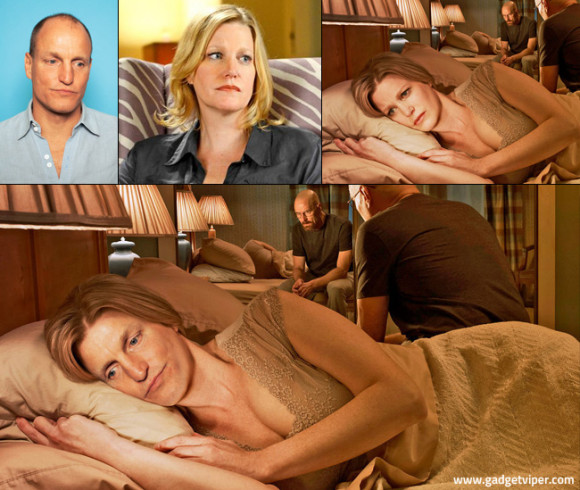 Skyler White AKA Woody Harrelson