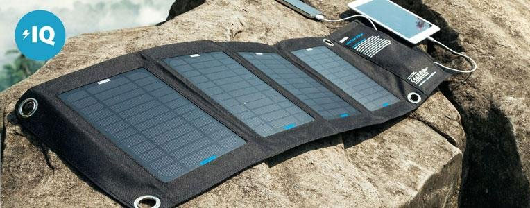 The best solar powered hpne charger for long outdoor trips