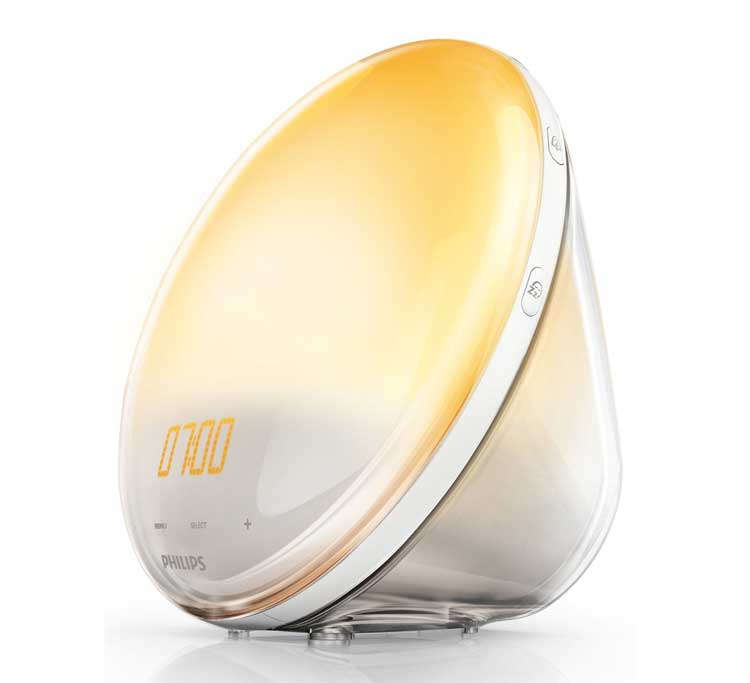 Philips Wake Up Light Review Sunrise Alarm Clock Reviews