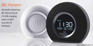 The JBL Horizon Alarm Clock Review