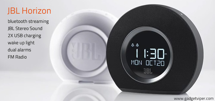 Jbl Horizon Alarm Clock And Ambient Wake Up Light Review