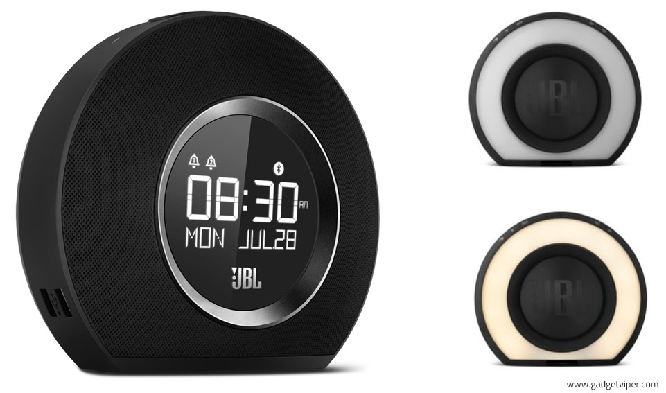 JBL Horizon - Alarm Clock and Ambient Wake Up light review