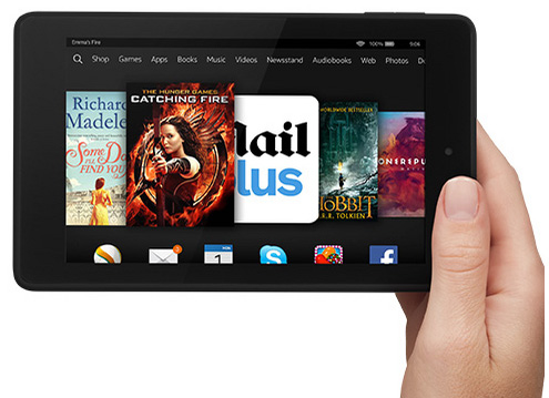 The Amazon FIre HD 6 Tablet Black Friday Offer