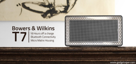 The Bowers and Wilkins TV bluetooth speaker review