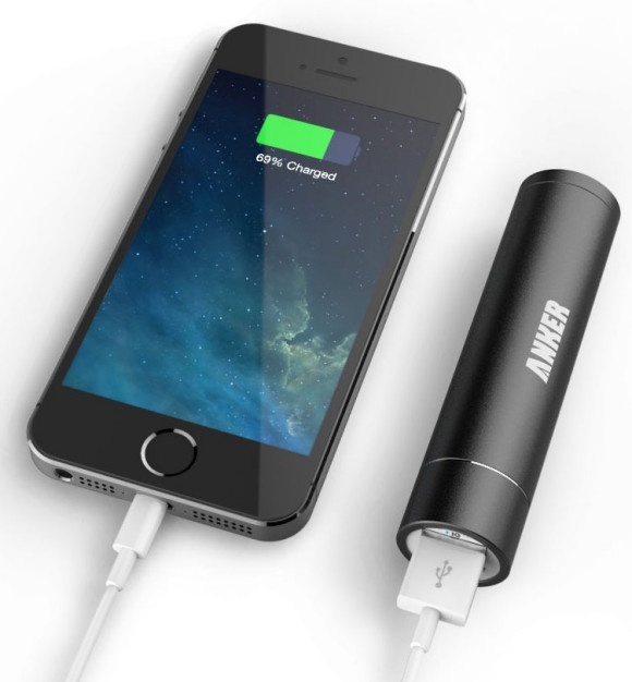 The Anker Astro Mini - A compact portable phone charger