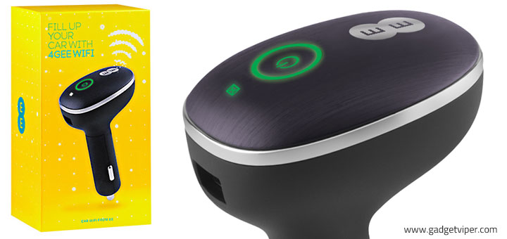 Ee Buzzard 2 Car Wifi With An Ee 4g Dongle Gv Review
