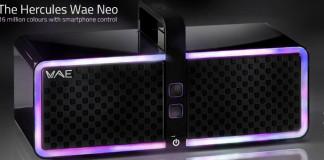 The Hercules Wae Neo Bluetooth Speaker Review