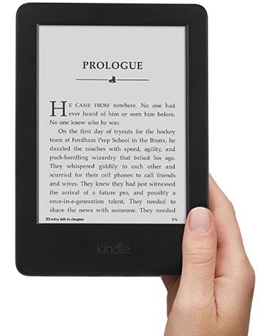 The Kindle eReader deal on Black Friday 2014