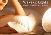 The Philips HF3250 Wake Up Alarm Clock proven to make getting out of bed easier