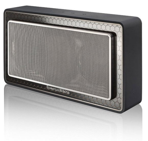 Bowers and Wilkins Portable T7 speakers