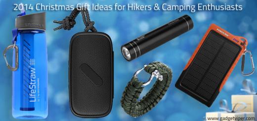 Hiking Gift ideas Christmas 2014