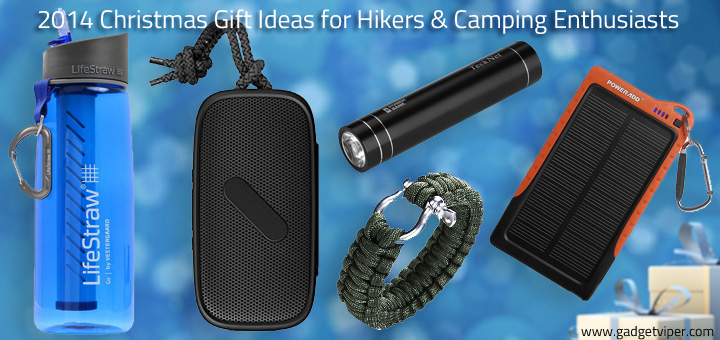 Hiking Gear Gift Ideas For Christmas 2014