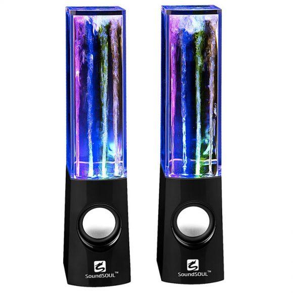 SoundSoul Water dancing fountain speakers