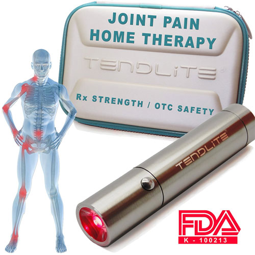 Tendlite - The No.1 red light therapy pain control machine