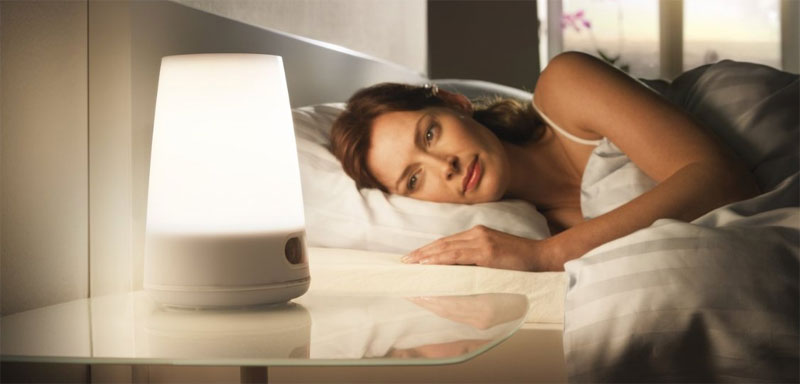 The Philips HF3470 Wake up light
