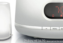 HF3470 Philips Wake Up Review