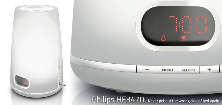 Philips Wake Up Light Hf3470 Review Gv Review