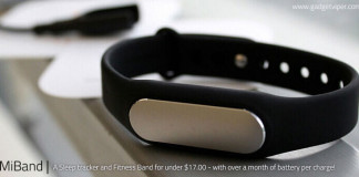 MiBand sleep and fitness tracker band review