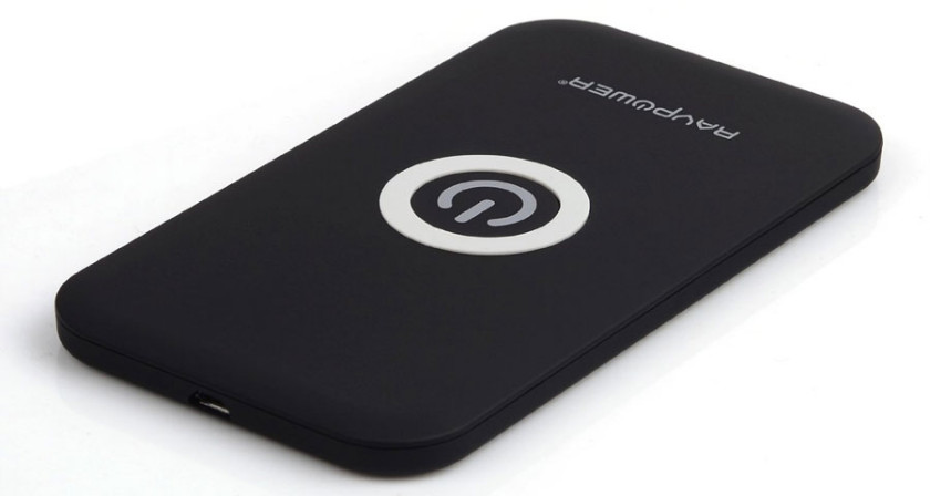 The RAVPower QI wireless charging mat