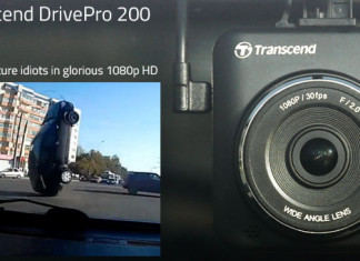 Dash Cam Reviews - The DrivePro 200 by Transcend