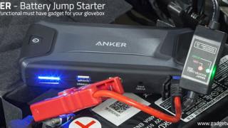 Anker Battery Jump Starter